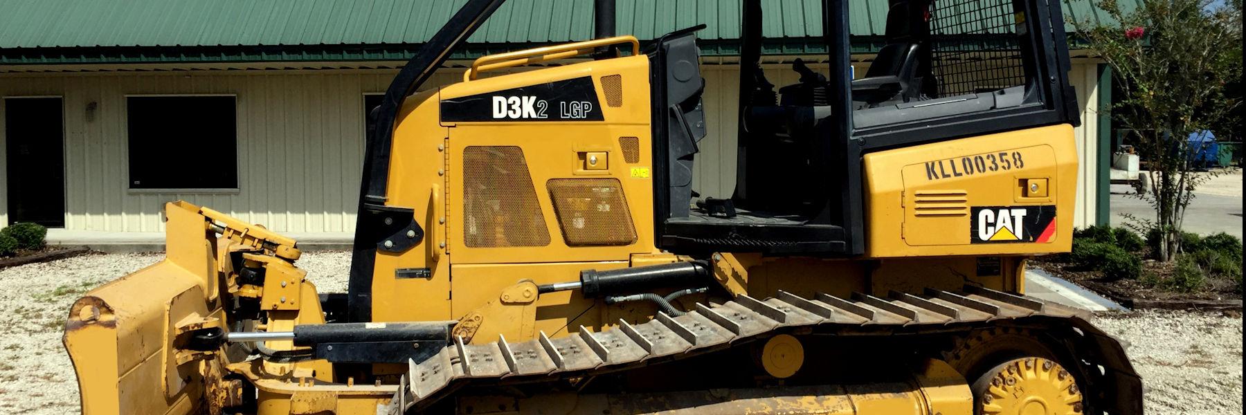Pioneer Jax Rentals - Excavators